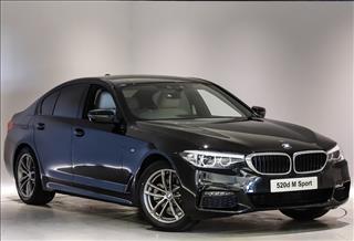 Bmw M Sport >> 2019 Bmw 5 Series Diesel Saloon 520d M Sport 4dr Auto Peter Vardy