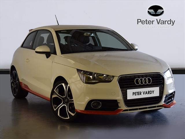 2011 Audi A1 Hatchback Special Edit 1 4 Tfsi Competition Line 3dr