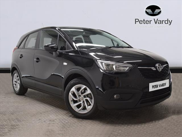 View the 2019 VAUXHALL CROSSLAND X HATCHBACK: 1.2 [83] SE 5dr Online at Peter Vardy