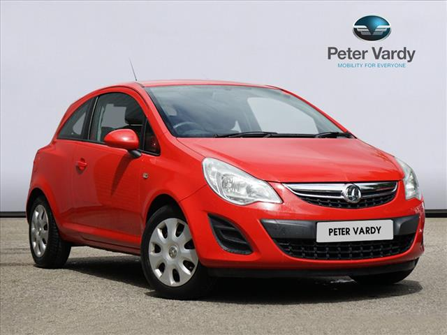 Buy the CORSA Online at Peter Vardy