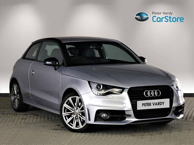 View the 2015 AUDI A1: 1.4 TFSI S Line Style Edition 3dr Online at Peter Vardy