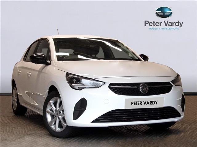 View the 2020 VAUXHALL CORSA HATCHBACK: 1.2 SE Premium 5dr Online at Peter Vardy