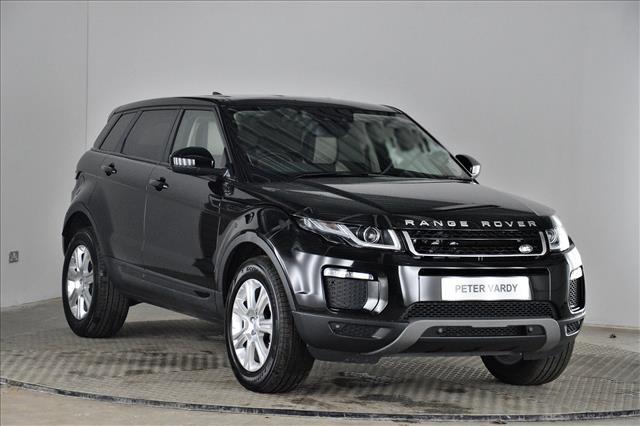 2018 Land Rover Range Rover Evoque Diesel Hatchback 2 0 Td4 Se Tech