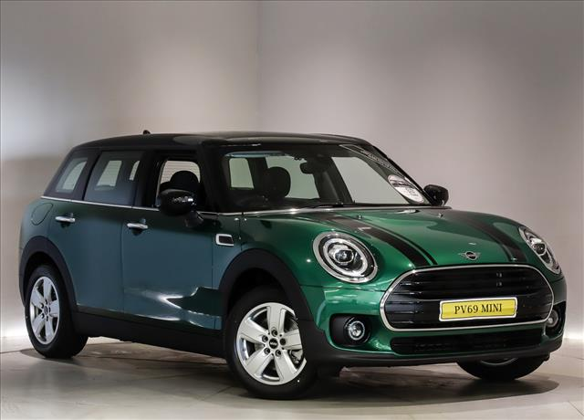 Buy the CLUBMAN ESTATE Online at Peter Vardy