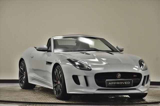 The F Type Convertible Online At Peter Vardy