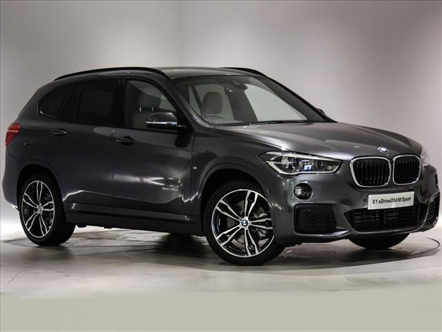 Buy The X1 DIESEL ESTATE Online At Peter Vardy