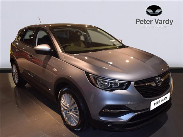 2018 Vauxhall Grandland X Hatchback 12t Se 5dr Peter Vardy