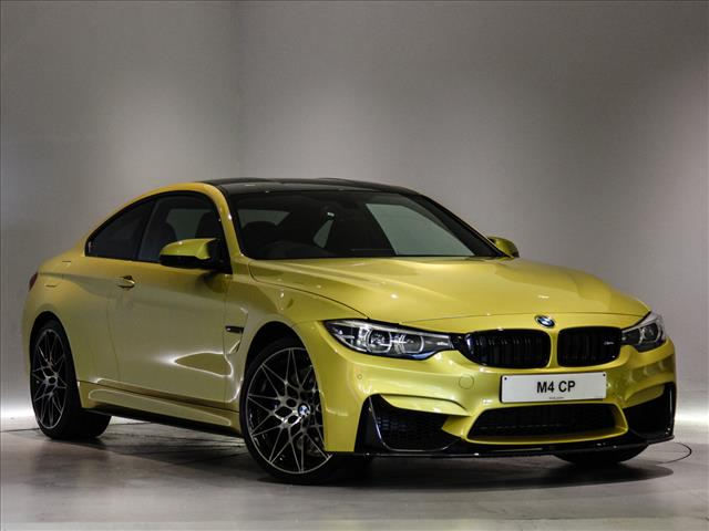 The M4 Coupe Online At Peter Vardy