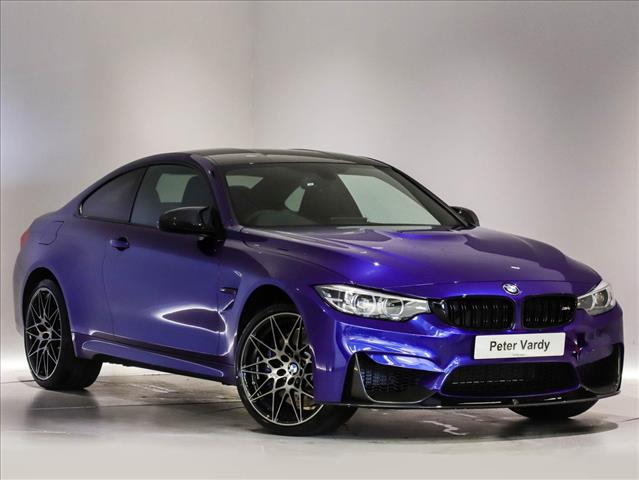 2018 Bmw M4 Coupe M4 2dr Dct Competition Pack Peter Vardy