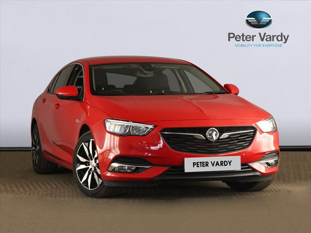 Buy the INSIGNIA GRAND SPORT Online at Peter Vardy