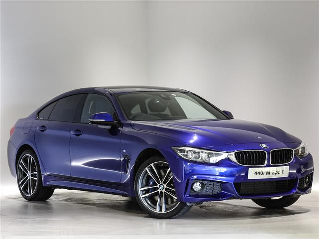 Buy The 4 SERIES GRAN COUPE Online At Peter Vardy