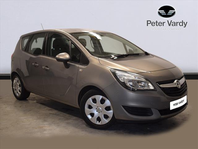 2014 Vauxhall Meriva Estate 14t 16v Exclusiv 5dr Auto Peter Vardy