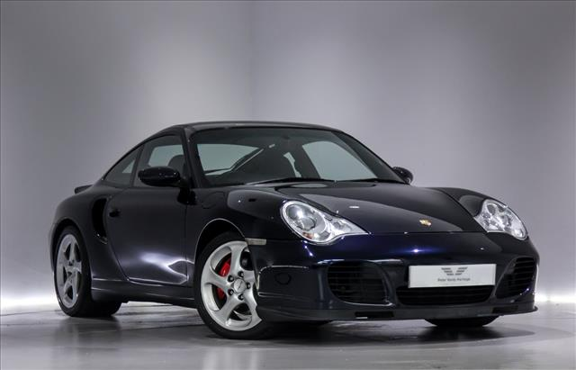 View the 2003 Porsche 911 Turbo Tiptronic S Online at Peter Vardy