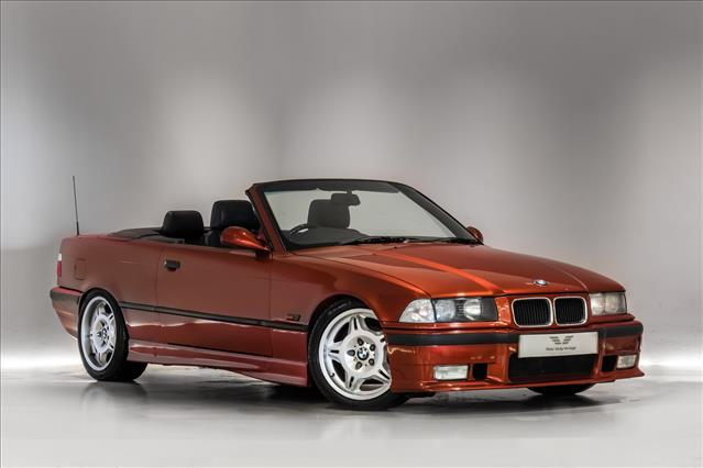 View the 1994 BMW 3 Series: 325i 2dr Convertible Auto Online at Peter Vardy