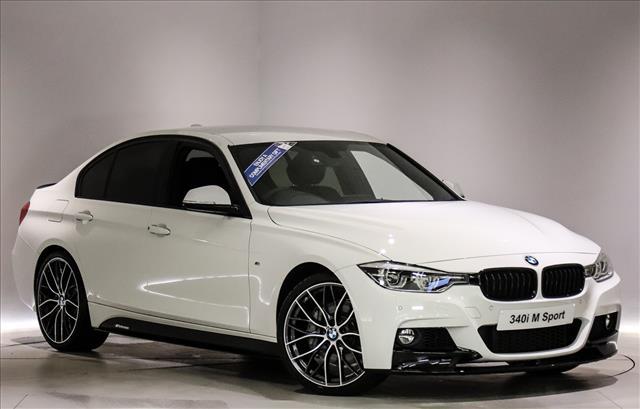 2019 BMW 3 SERIES SALOON: 340i M Sport 4dr Step Auto | Peter Vardy