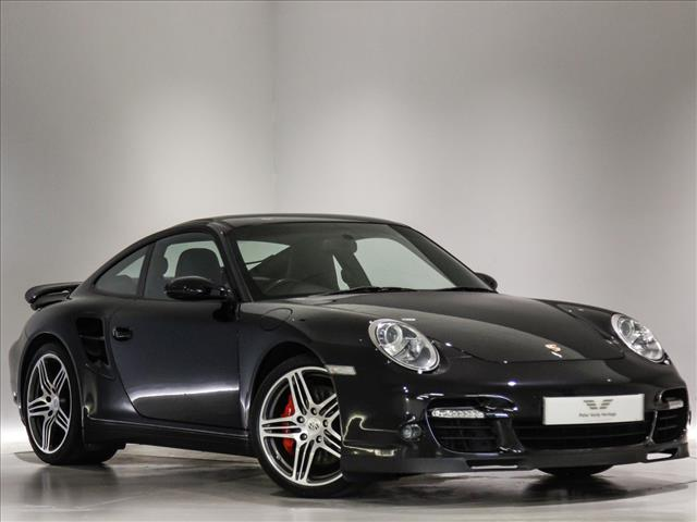 View the 2006 PORSCHE 911 [997] TURBO COUPE: 2dr Tiptronic S Online at Peter Vardy