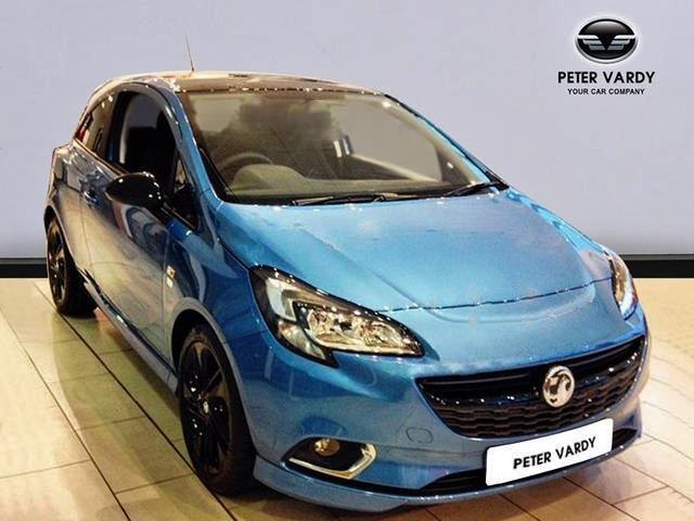 The Corsa Hatchback Special Eds Online At Peter Vardy