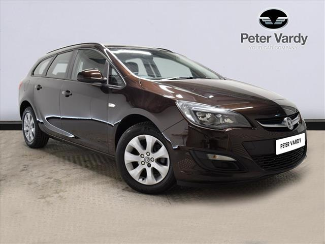Buy The ASTRA SPORTS TOURER Online At Peter Vardy ...