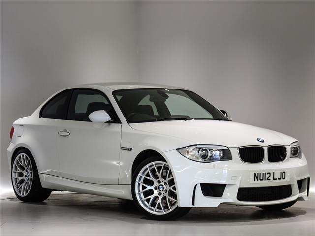 2012 BMW 1 SERIES COUPE: M 2dr   Peter Vardy Heritage