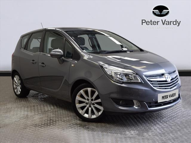 2014 Vauxhall Meriva Estate 14i 16v Tech Line 5dr Peter Vardy