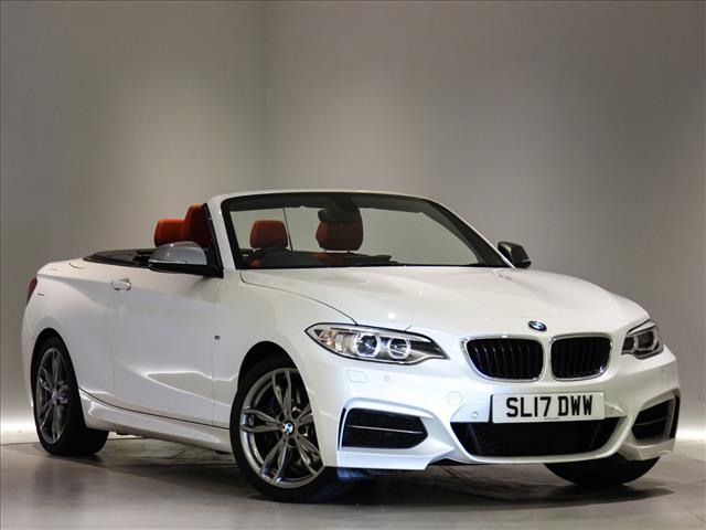Buy The 2 SERIES CONVERTIBLE Online At Peter Vardy