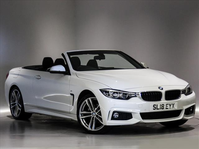 Buy The 4 SERIES CONVERTIBLE Online At Peter Vardy