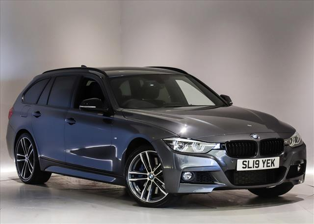 2019 Bmw 3 Series Touring Special Edition 335d Xdrive M