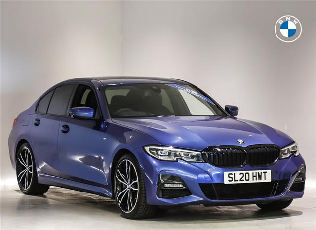 View the 2020 BMW 3 SERIES DIESEL SALOON: 330d M Sport 4dr Step Auto Online at Peter Vardy