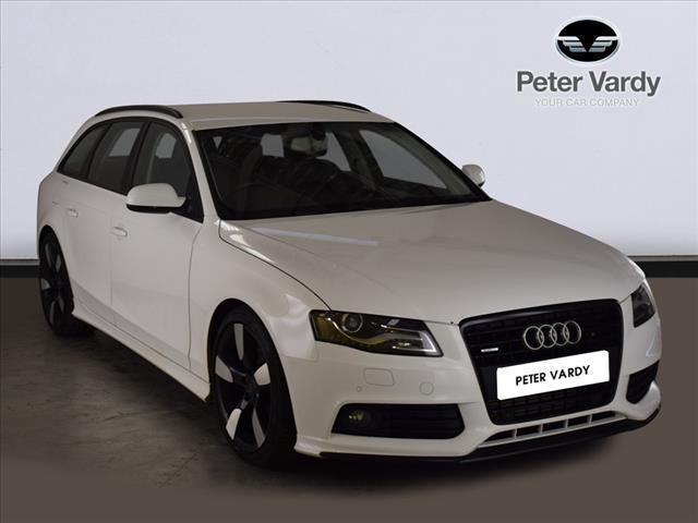 2012 audi a4 diesel avant: 2.0 tdi 143 s line 5dr | peter vardy