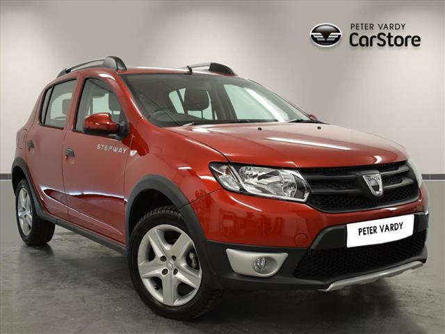 2016 DACIA SANDERO STEPWAY HATCHBACK: 0.9 TCe Ambiance 5dr [Start ...