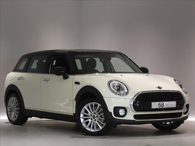 2018 Mini Clubman Estate 15 Cooper Classic 6dr Peter Vardy