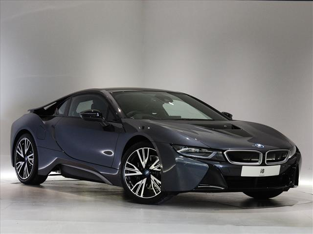 2017 Bmw I8 Coupe Special Edition Protonic Silver Edition 2dr Auto