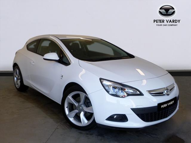 The Astra Gtc Sel Coupe Online At Peter Vardy