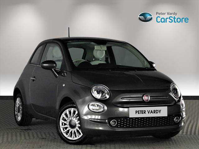 Buy the 500 HATCHBACK Online at Peter Vardy