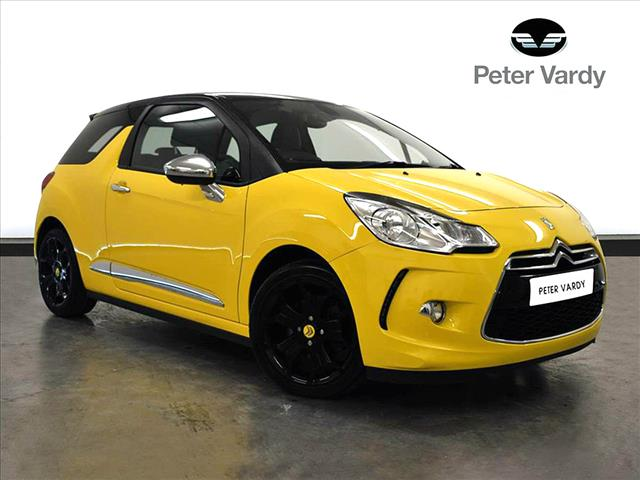 2011 Citroen Ds3 Hatchback Special Edition 16 Thp 16v Dsport Plus