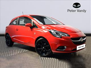 View the 2016 VAUXHALL CORSA HATCHBACK: 1.4T [100] ecoFLEX SRi 3dr Online at Peter Vardy