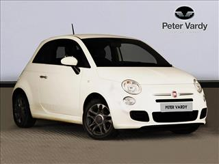 View the 2014 FIAT 500 HATCHBACK: 1.2 S 3dr Online at Peter Vardy