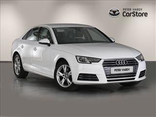 View the 2016 AUDI A4: 1.4T FSI Sport 4dr Online at Peter Vardy