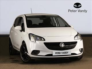 View the 2019 VAUXHALL CORSA HATCHBACK SPECIAL EDS: 1.4 Griffin 5dr Online at Peter Vardy