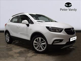 View the 2018 VAUXHALL MOKKA X HATCHBACK: 1.4T ecoTEC Active 5dr Online at Peter Vardy