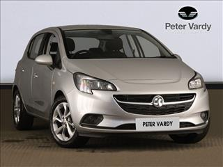 View the 2019 VAUXHALL CORSA: 1.4 Energy 5dr Online at Peter Vardy