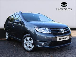 View the 2016 DACIA LOGAN: 0.9 TCe Laureate 5dr [Start Stop] Online at Peter Vardy