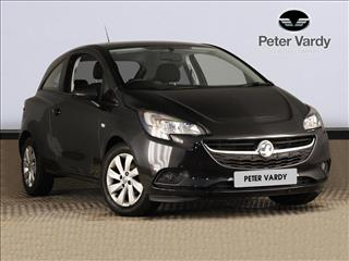 View the 2019 VAUXHALL CORSA HATCHBACK: 1.4 Sport 3dr [AC] Online at Peter Vardy