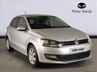 View the 2013 VOLKSWAGEN POLO: 1.4 Match 5dr Online at Peter Vardy