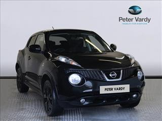 View the 2014 NISSAN JUKE: 1.6 N-Tec 5dr Online at Peter Vardy