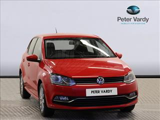 View the 2015 VOLKSWAGEN POLO: 1.2 TSI SE 5dr Online at Peter Vardy