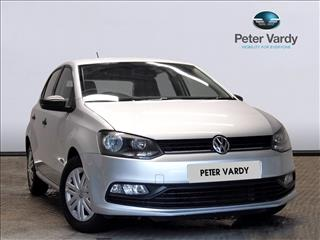 View the 2016 VOLKSWAGEN POLO: 1.0 S 5dr [AC] Online at Peter Vardy