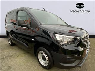 View the 2020 VAUXHALL COMBO CARGO L1 DIESEL: 2000 1.6 Turbo D 75ps H1 Edition Van Online at Peter Vardy