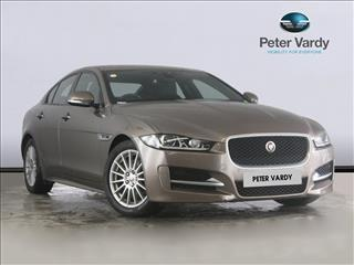 View the 2015 JAGUAR XE: 2.0d R-Sport 4dr Auto Online at Peter Vardy