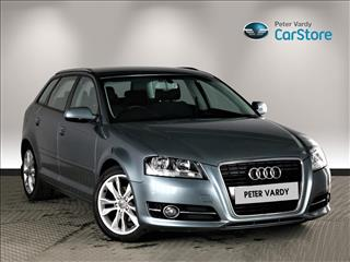 View the 2012 AUDI A3: 1.4 TFSI Sport 5dr [Start Stop] Online at Peter Vardy